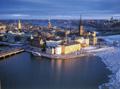 Круиз в Стокгольм линии Хельсинки 3 дня