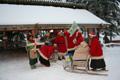 Рождество в Даларне с детской программой, 4 дня
